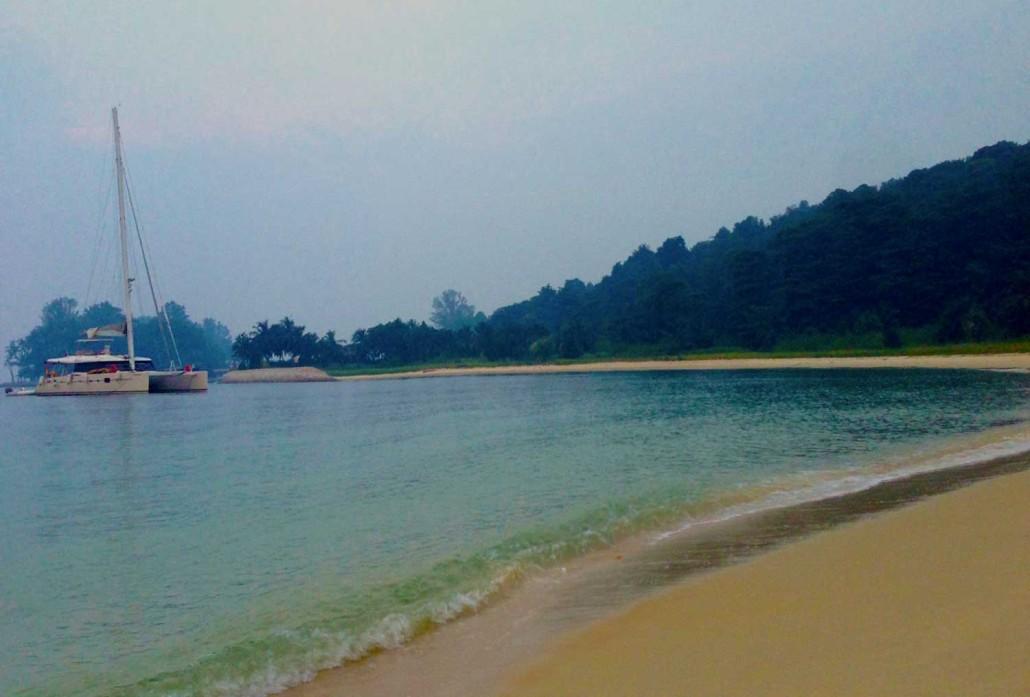 Beach - Lazarus Island